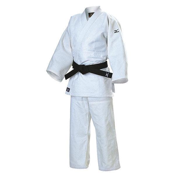 Kimono Mizuno Shiai GI blanc 900g
