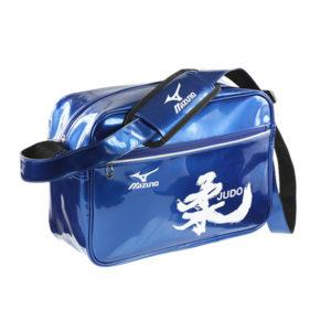 Sac Mizuno Vintage medium Bleu Kanji