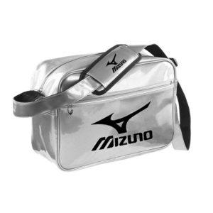 Sac Mizuno Vintage medium Gris Logo