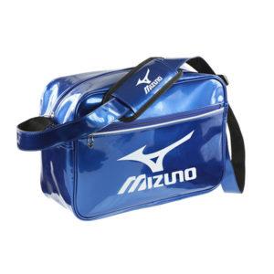 Sac Mizuno Vintage small Bleu Logo
