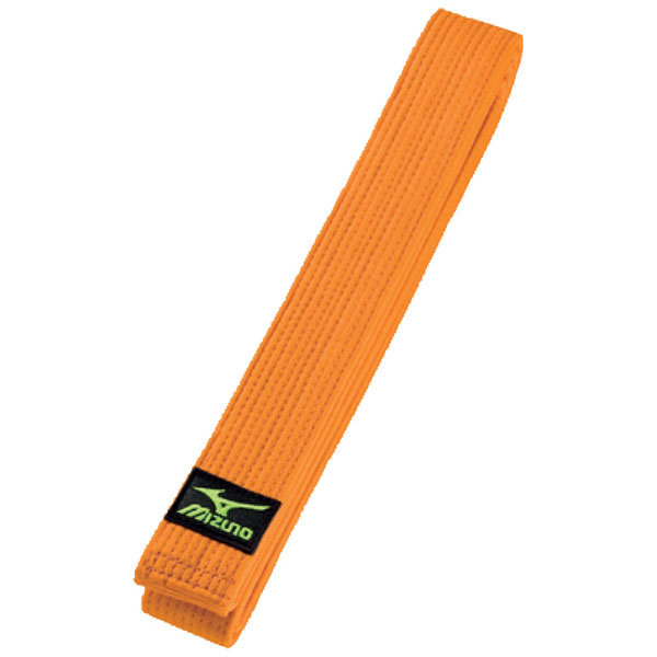 Ceinture-Mizuno-Orange
