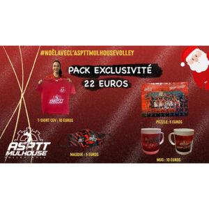 Pack exclu